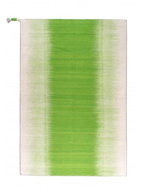 Tapis IKAT Green