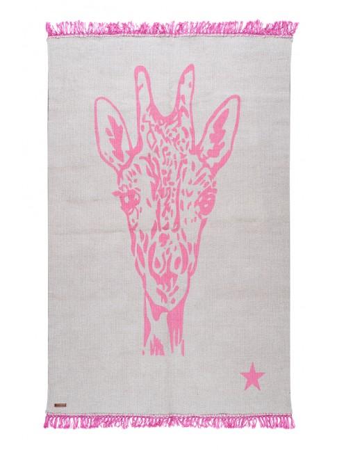 Tapis Girafe Pop