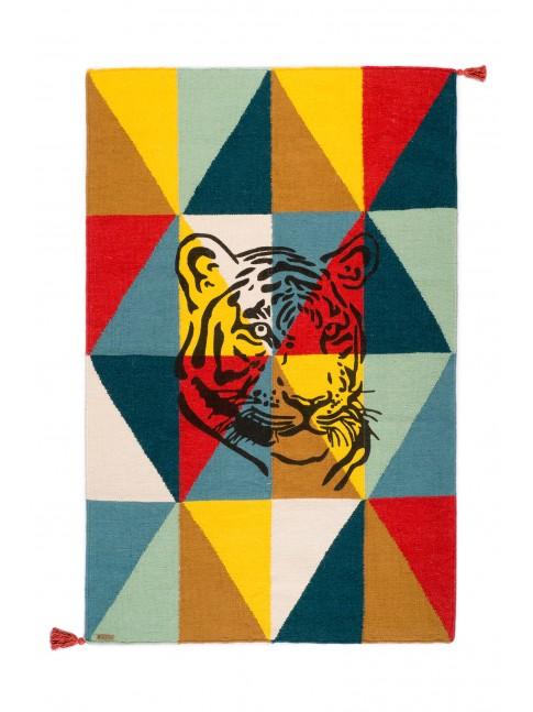 Arlequin Tigre Blue